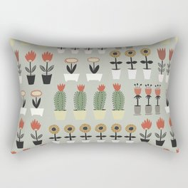 Herbarium Rectangular Pillow