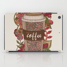 But first coffee iPad Case