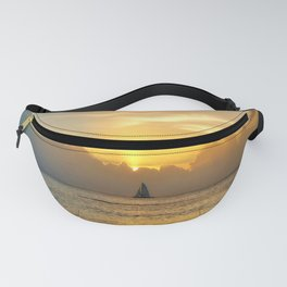 Sailing away to infinity. Fanny Pack