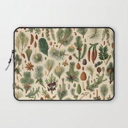 Vintage Pinecones Designs Collection Laptop Sleeve
