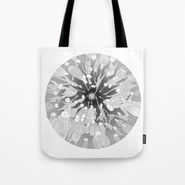Attaining Happiness Tote Bag