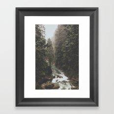 Lynn Valley III Framed Art Print