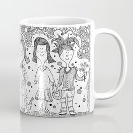 Mujeres Coffee Mug