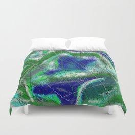 New World Matt Texture Abstract VII Duvet Cover