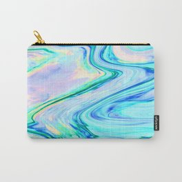 Marbled XXI Carry-All Pouch