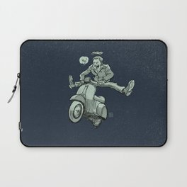 Scootering Laptop Sleeve