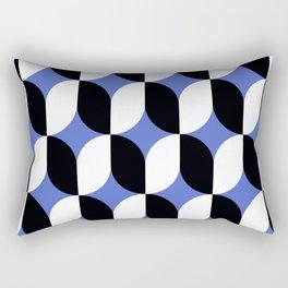 MID CENTURY GEOMETRIC 01 Rectangular Pillow
