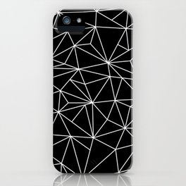 Geometric Jane 2 iPhone Case