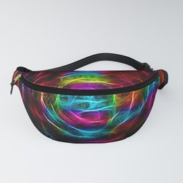 Abstracts in Color No 1, 2019 Fanny Pack