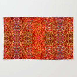 Abstract sparkle beautiful samples Rug