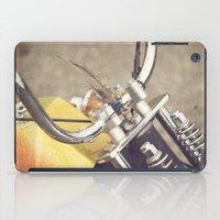 moto iPad Cases featuring Moto by CMcDonald