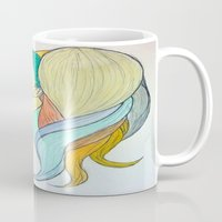 artpop Mugs featuring 'ARTPOP' by Aaron Cumiskey