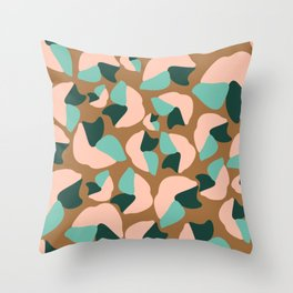 Thyra XV Throw Pillow