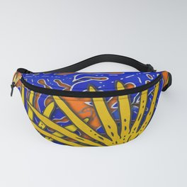 Rumble in the Jungle Fanny Pack