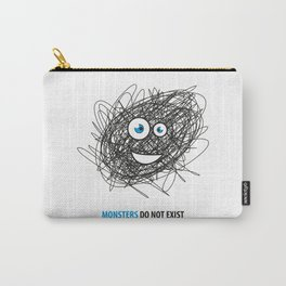 Monsters do not exist Carry-All Pouch