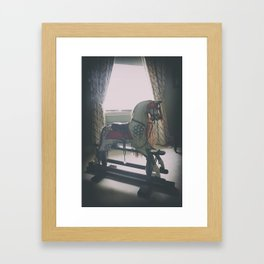 The Haunted Room Framed Art Print