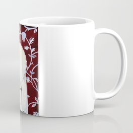 Elizabeth, the Virgin Queen, Queen of Hearts Coffee Mug