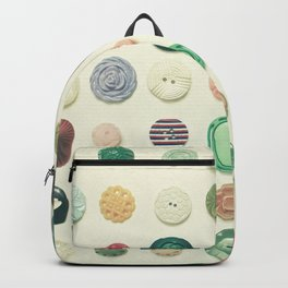 The Button Collection Backpack