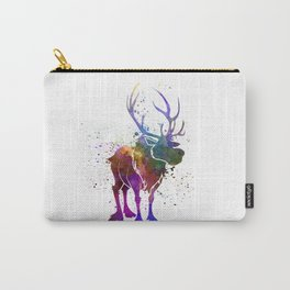 Sven in watercolor. Carry-All Pouch