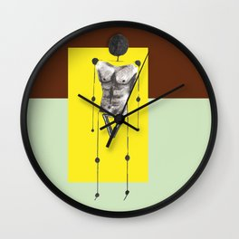 i know you Wall Clock