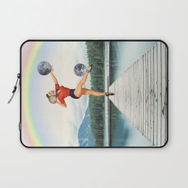 This is not a game Laptop Sleeve