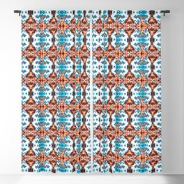 Chain Two OG Pattern Blackout Curtain