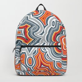 Crazy Lace Agate Backpack