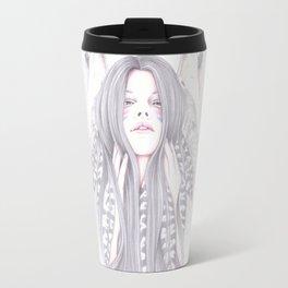 Shadowing Travel Mug