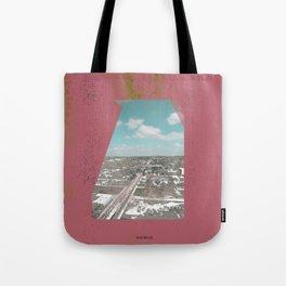 Wynwood Streets Tote Bag