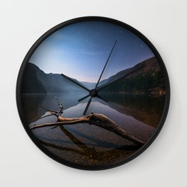 Glendalough at Night - Ireland | Print (RR 265) Wall Clock