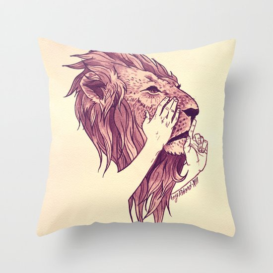 Daniel Throw Pillow