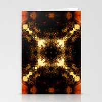 pagan Stationery Cards featuring Pagan  sun  by DIVIDUS