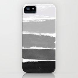 Greytone; iPhone Case
