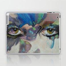 Gothic Butterflies Laptop & iPad Skin