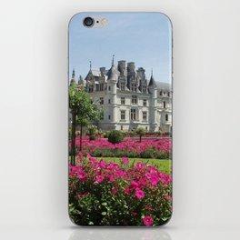 Château de Chenonceau iPhone Skin