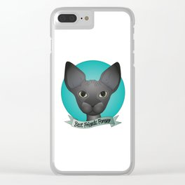 Best Friends Forever Clear iPhone Case