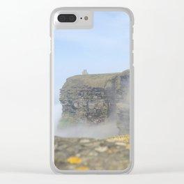 Fog Rising Clear iPhone Case