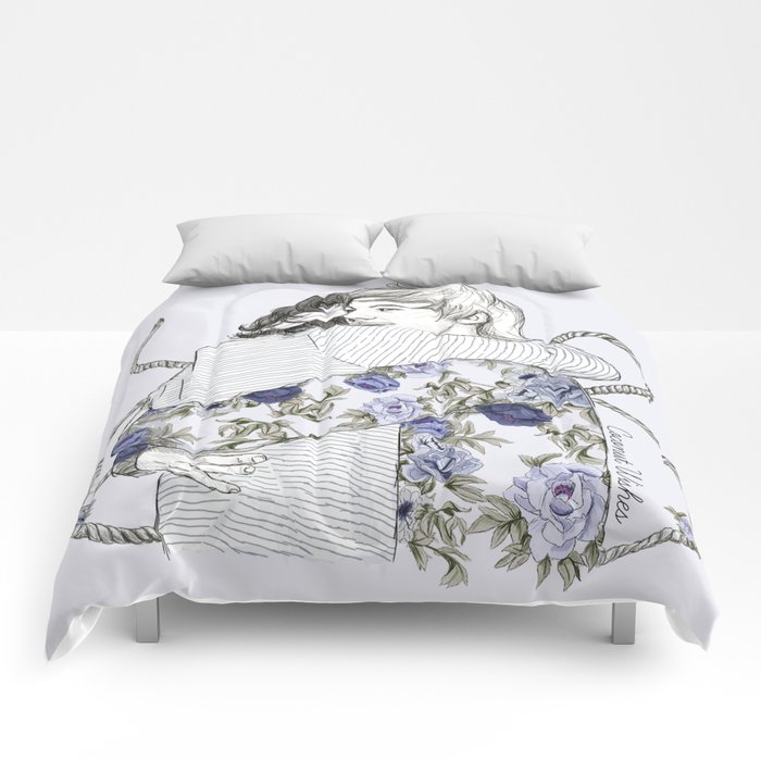 Larry Comforters