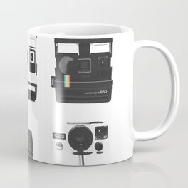 Instant Cameras - Collection Coffee Mug
