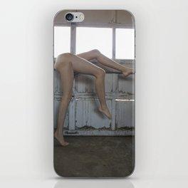 three legged dance iPhone Skin