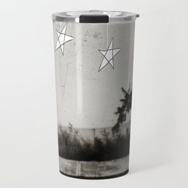 An Idealistic Corner of the Cosmos Travel Mug