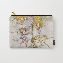 """The Magic Mirror"" by Duncan Carse Carry-All Pouch"