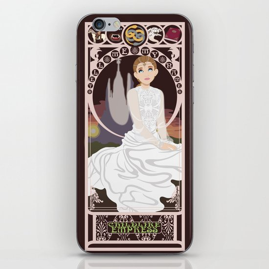 Childlike Empress Nouveau - Neverending Story iPhone & iPod Skin