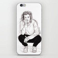 Cute Harry iPhone Skin