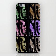 Pharaoh Colors iPhone & iPod Skin