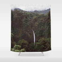 La Fortuna Shower Curtain