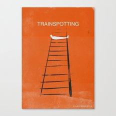 Trainspotting Canvas Print