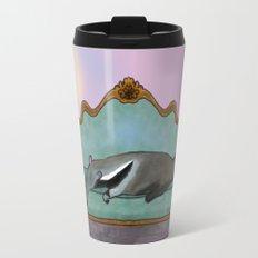 Relaxing Anteater Travel Mug