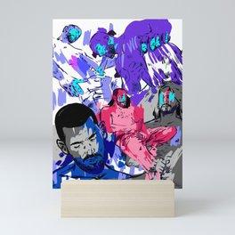 Boys Mini Art Print