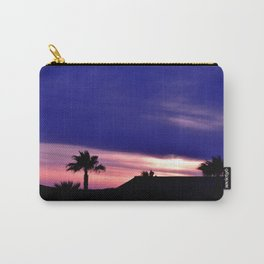 Palm Sunset - III Carry-All Pouch